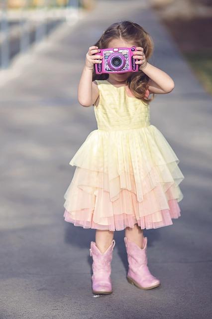 Sukienka dla dziewczynki na wesele