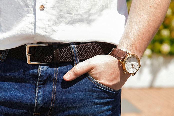 Jak dobrać pasek do jeansów?