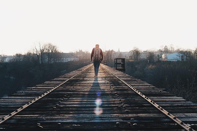 Wybrać się w daleką podróż