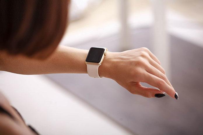 Pierwszy zegarek z gps