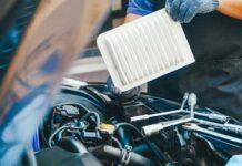 Wpływ filtra powietrza na pracę silnika