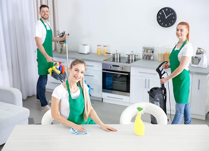 Sprzątanie mieszkań na najwyższym poziomie